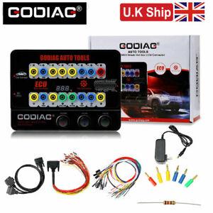 GODIAG GT100 OBD2 Car ECU Diagnosis Programming Break Out Box Protocol Detector
