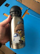 Angry Birds Star Wars Stainless Steele Water Bottle 17 ounces oz flip top