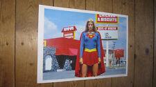 Supergirl Helen Slater Great New POSTER