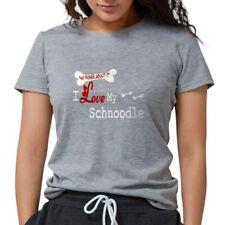 CafePress Nb_Schnoodle Black T Shirt Womens Tri-blend T-Shirt (319728260)