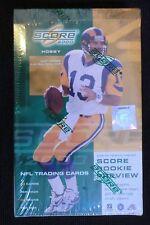 2000 SCORE NFL FOOTBALL HOBBY BOX 36 PACK TOM BRADY ROOKIE AUTO SEALED NEW