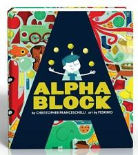 Alphablock (Board Book)
