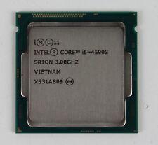 Intel Core i5-4590s 3.0GHz Quad Core Desktop Processor LGA1150 6MB SR1QN