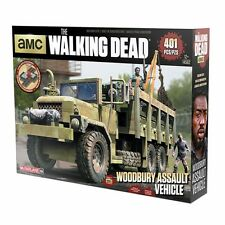 THE WALKING DEAD Woodbury Assault Vehicle 401-Piece Construction Set (McFarlane)