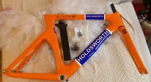 Holdsworth Roi De Velo Carbon Track Frame - Large