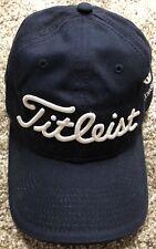 Nwt Titleist Pro v1 Stitched Adjustable Golf Sports Hat Cap