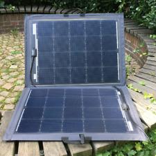 Semi Flexible Folding Solar Panel SOLARA Power Mobil 110W 12V cable & controller