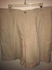Grant Thomas - 100% Linen Short - Size: 38
