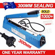 300mm Sealing Machine Electric Plastic Poly Bag Impulse Heat Sealer