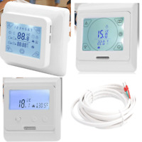 LCD Wireless Wifi Smart Programmable Temperature Regulator Heating Thermostat