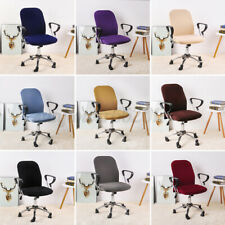 Office Chair Cover Elastic Computer Chair Cover Stretch Arm Chair Seat Covers AU