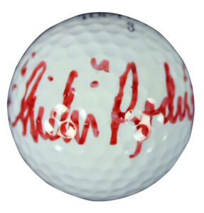 Chi Chi Rodriguez Authentic Signed Top Flite 3 Golf Ball BAS #D43203