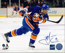 JOHN TAVERAS (New York Islanders) Autographed 8x10 REPRINT #1-FREE Shipping
