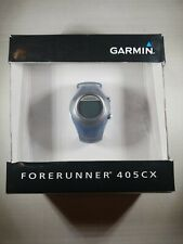 Forerunner 405CX Heart Rate Monitor W/Watch and Chest Strap Wireless Sync !!!!