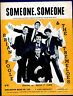Brian Poole & The Tremeloes Someone, Someone : original UK 1960's Sheet Music