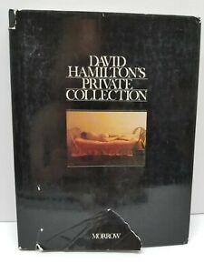 DAVID HAMILTON PRIVATE COLLECTION 1976 HARDCOVER