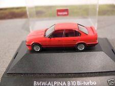1/87 Herpa BMW-Alpina B10 Bi-Turbo rot PC