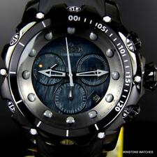 Invicta Venom Sea Dragon Gen II Black MOP Combat Swiss Mvt Chrono 52mm Watch New
