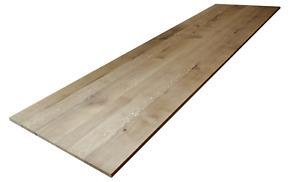 Reclaimed Oak Hardwood Island Worktop / Table Top ( LARGE )