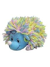 Puppies Pastel Pals Hedgehog dog toy with Replacement Squeaker Kyjen Plush