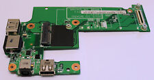 DELL Inspiron n5010 15r DC Power Jack USB ESATA IO BOARD dg15 48.4hh02.011