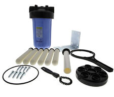 "DOULTON RIO 2000 W9381100 WHOLE HOUSE WATER FILTER 1"" PIPE + GIFT + FREE SHIP"