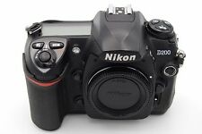NIKON D200 10.2MP 2.5''SCREEN DSLR CAMERA WITH BATTERY- SHUTTER COUNT 38187
