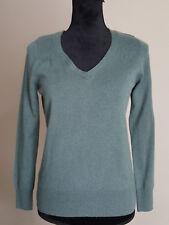 Talbots Womens Sweater 100% Cashmere V-neck Size S (petites) NWT $129