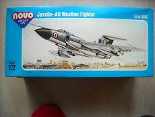 NOVO(EX-FROG)=1/72-#78086- GLOSTER JAVELIN F.A.W.9/9R FIGHTER