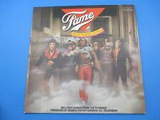 Fame Rock 'N Roll World Album LP Vinyl 1983 RCA Records