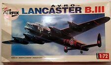 Airfix 1/72 Avro Lancaster B.lll Series 8 #08002 1992