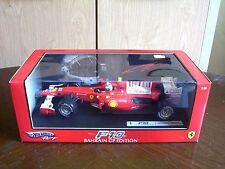 Hot Wheels F1 Ferrari F10 1/18 scale F. Alonso [BAHRAIN GP 2010]