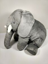 Peanuts Club Plush ELEPHANT Large 20 inch Soft Stuffed Animal Toy jumbo pillow
