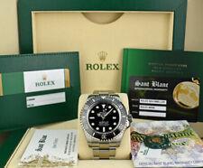 ROLEX - 2020 Mens Stainless DEEPSEA SeaDweller Black 126660 - SANT BLANC
