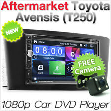 Toyota Avensis T250 Car DVD MP3 Player Head Unit Radio Stereo Fascia Facia Kit E