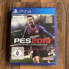PS4 PES 2019 Pro Evolution Soccer