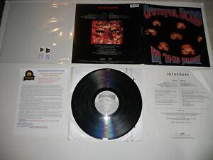 Grateful Dead In the Dark Masterdisk 1st '87 ARCHIVE MASTER Ultrasonic CLN