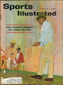 SI: Sports Illustrated August 6, Paul Runyan's Secrets For Senior Golfers G