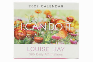 I Can Do It 2022 Calendar: 365 Daily Affirmations by Louise Hay