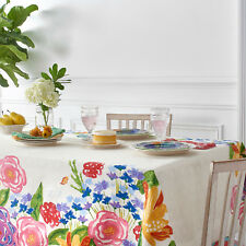 """The Pioneer Woman Floral Celia Tablecloth 60"""" x 84"""" New"""