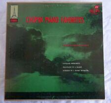 Chopin Piano Favorites (Paris RE-33-155-4) George Garand
