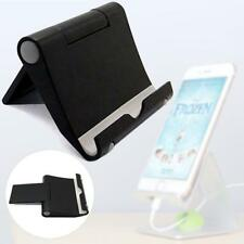 Universal Multi Angle Stand Holder For iPad Air 2 iPhone Samsung Tablet Black UP