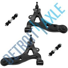 Buick Rendezvous Pontiac Aztek Front Lower Control Arm Ball Joint Sway Bar Kit