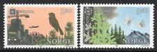 NORWAY MNH 1986 Eurostamps - Preservation of nature and environment