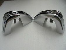 DATSUN 240Z / 260Z REAR OVERIDERS**PAIR**RESTORED & QUALITY TRIPLE CHROME PLATED