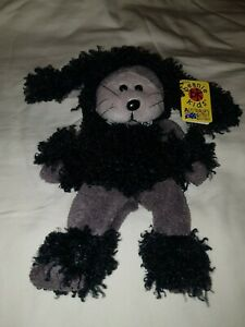 BEANIE KIDS BONE-APART THE POODLE BEAR ( RETIRED ) * BRAND NEW*