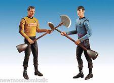 Star Trek Amok Time: Captain Kirk & Commander Spock