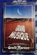 GRAND MUSIQUE a new age compilation - CASSETTA TAPE MC  GRAN MARNIER Liquor GM01