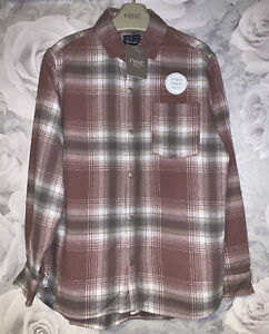Boys Age 7 (6-7 Years) Next Long Sleeved Shirt - New With Tags