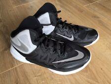 New listing Nike Prime Hype DF II Size UK 6.5 EU 40.5 Black Silver White
